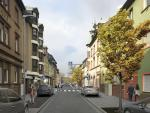 Rendering of the streetscape, © Bela Csaba Horvath, Diplom-Ingenieur Architekt, Frankfurt am Main