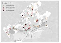 Potential sites for new housing – status: 2019, © City of Frankfurt Planning Dept.