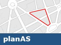 Visual symbol of the planAS information system, © Stadtplanungsamt Stadt Frankfurt am Main