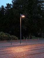 Reference lighting system on Schaumainkai, © Stadtplanungsamt Stadt Frankfurt am Main