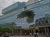 """My Zeil"" shopping center in Frankfurt's downtown, © Stadtplanungsamt Stadt Frankfurt am Main"